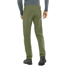 Salomon Wayfarer Tapered Pantalon Homme, olive night